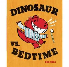 Friday, October 3, 2014. A young dinosaur takes on many challenges and wins every time. Then Dinosaur faces his toughest challenge of all: bedtime.