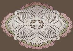 nice pineappl crochet, doili crochet, doily patterns, pineappl doili, crochet pineappl, crochet patterns, crochet doilies, doili pattern