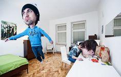 Hilarious Photo Manipulation #weirdbutcool