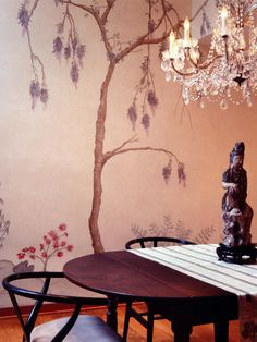 Eclectic Dining Rooms in  from HGTV