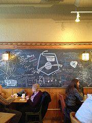 The Nikki's Coffeeshop scene was based on this wonderous location