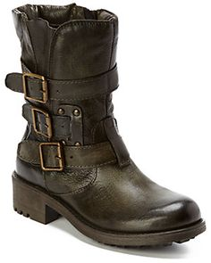MJUS 'Ani' Leather Boot