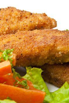 Kittencal's Moist Cheddar-Garlic Oven Fried Chicken Breast ----