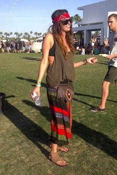 Coachella. 70s fashion, beauti skirt, hippie, festivals, outfit, festiv fashion, hippi style, coachella festiv, boho fashion