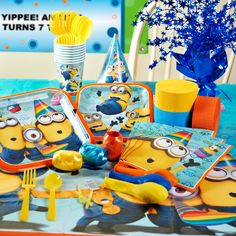Despicable Me 2 - Party Packs, 89119