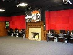 Youth Ministry Room