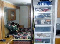 8 Small Space Organizing Tips Straight from Our Family's RV