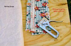 How-To For Pressing Board by a crafty fox ~ amanda, via Flickr