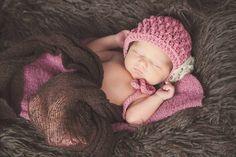 Crochet Pattern for Ripple Baby Bonnet Hat 5 by crochetbyjennifer