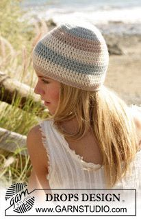cute cap free #crochet #hat #pattern