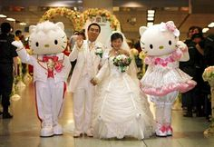 Hello Kitty better be at my wedding ;)