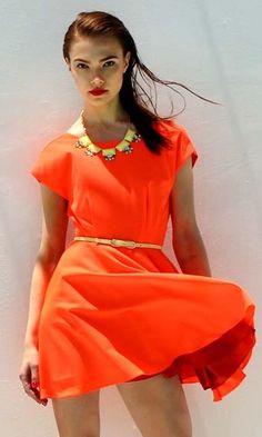 Orange crush.