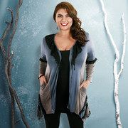 Save up to 60% off during the Cut a Fine Figure in Plus-Size event on #zulily today!