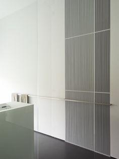 Bathroom by Belgian architects Minus.