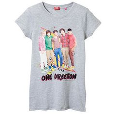 One Direction shirt. Need.