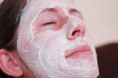 DIY: green tea face mask