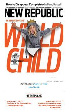 Worth Repeating: Understanding The Wild Child, Or 'Nonconformist' Kid - Pinned by @PediaStaff – Please Visit  ht.ly/63sNt for all our pediatric therapy pins