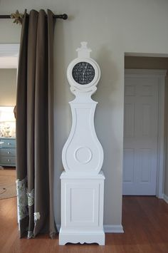 whimsical grandfather clock DIY