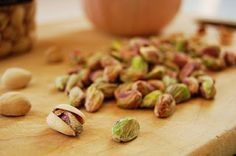 Pistachios have a wide array of health benefits including: 32-63 grams per day of pistachio nut can significantly elevate plasma levels of lutein, alpha carotene, beta carotene, and mgamma tocopherol; reducing levels of low density lipoprotein (LDL cholesterol); and increasing antioxidant levels. Read more health benefits here:  http://naturalhealthcare.ca/herbology_101.phtml?herb=Pistachio
