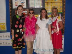 book characters, dress up, school buses, charact dress