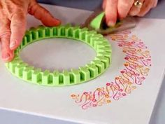 Inkadinkado® Stamping Gear Techniques