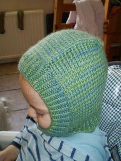Free Knitting Patterns- balaclava