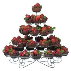 wilton stand...these look yummy