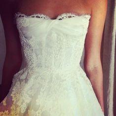Lace lace, wedding dressses, la renta, futur, dream, weddings, gowns, dresses, oscar de