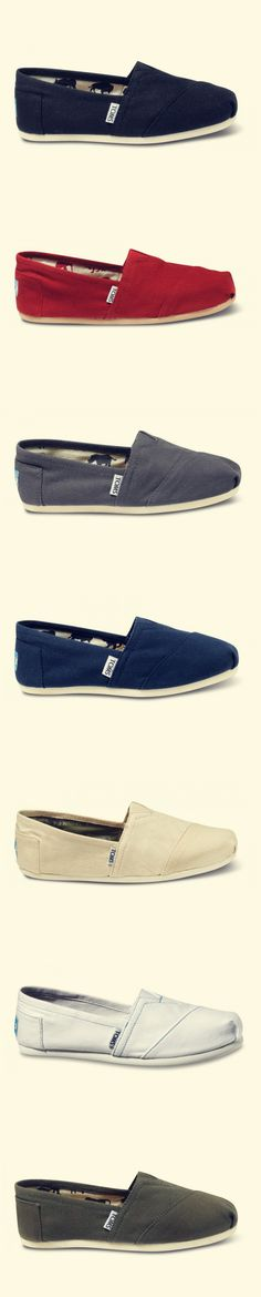 Pick it up! toms outlet and all are just for $17.