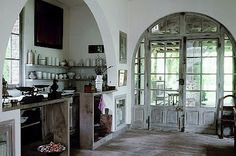 French barn / artist studio