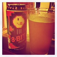 Tallgrass Brewing Co. 8-bit pale ale #beer