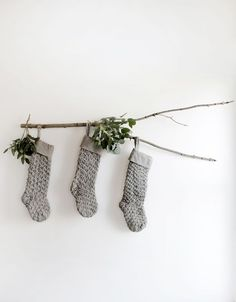 DIY Branch Stocking