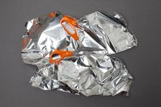 Do you already know this? You can sharpen scissors by cutting aluminum foil! I've done this and it works!