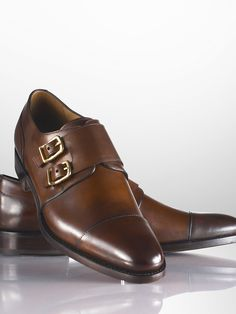 Obrian Calf Shoe - Dress   Shoes - RalphLauren.com