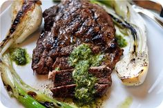 Argentinean-Style Grilled Short Ribs With Chimichurri Recipes ...