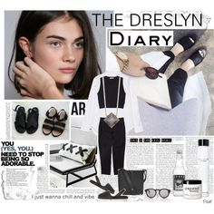 """""""The Dreslyn Diary"""" by pillef on Polyvore"""