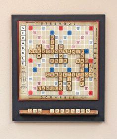Word Play Wall Decor