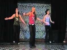 "Heather Rounds ""Hickory Chic"" Dance Choreography: ""Plane to PR"""