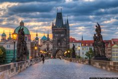 The Charles Bridge is one of the beautiful places in Prague. Avast is another - join our talented team, and live in Europe's most beautiful city. Check out our careers page, http://avast.jobs.cz/