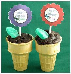 How sweet are these!  I can do so much with this idea. Love this!
