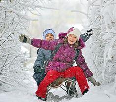 8 Ways to Enjoy Winter Break - KIDS DISCOVER