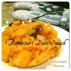 Vegan Butternut Squash ~ nutritarian
