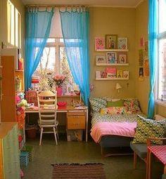 inspiration for Eva's room.