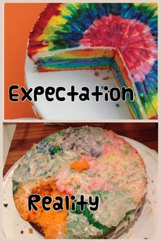 Cake Decorating Gone Wrong : Cake mistakes on Pinterest Food Fails, Retirement Cakes ...