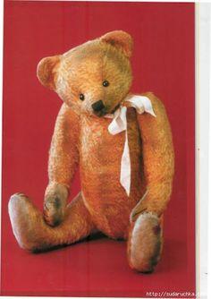 free pattern teddybear