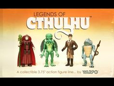 Legends of Cthulhu -