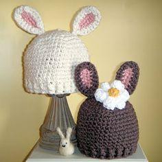 Baby Bunny Hat!!