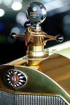 1917 Owen Magnetic M-25 Touring Senior MotoMeter 2 by Jill Reger