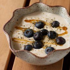 cashew yogurt!