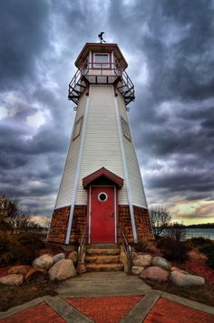 Belanger Park Light House